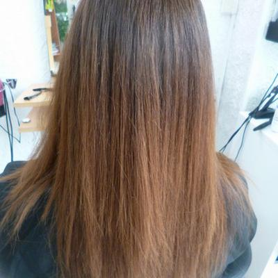 Lissage Luxter Hair MS Studio Coiffeur Visagiste